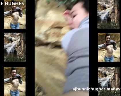 Manyvids - Bunnie Hughes - Valentines Day Pov Nature Fuck