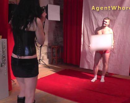 AgentWhore - X0017 3362 The Bald Guy