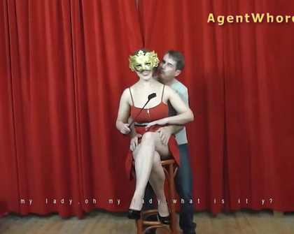 AgentWhore - X0177 Silvija Mel Subyes 1740 Queen And Jester