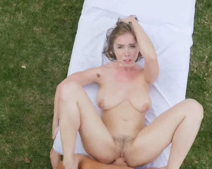 Passion-HD - Lena Paul Oiled Up For Anal