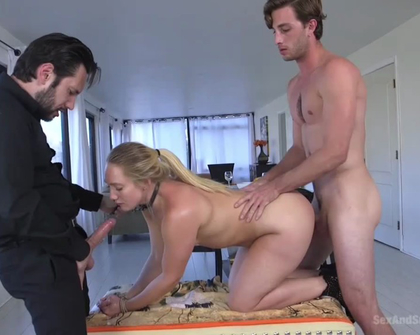 SexAndSubmission - AJ Applegate