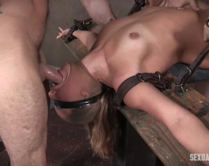 SexuallyBroken - Julia Waters