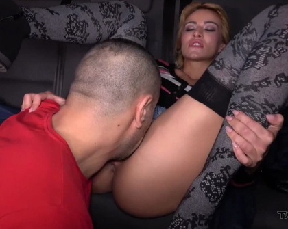 TakeVan - Cherry Kiss A Lost Girl Who Found Herself Fucked