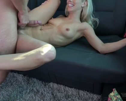 TakeVan - Nesty Blonde Nympho Beast Craves The Cock