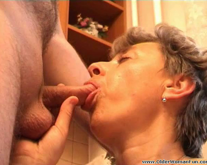 OlderWomanFun - Alena 3