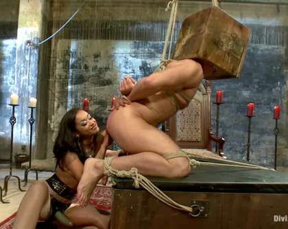 Skin Diamond - Prostate Milking Denial
