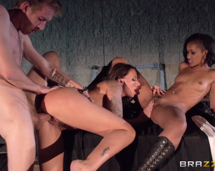 Skin Diamond - Juelz Ventura - American Whore Story Part Two