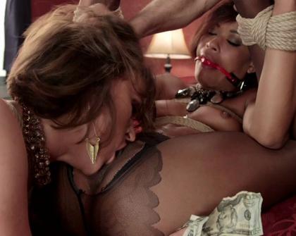 Skin Diamond - Krissy Lynn - Hogtied Whores