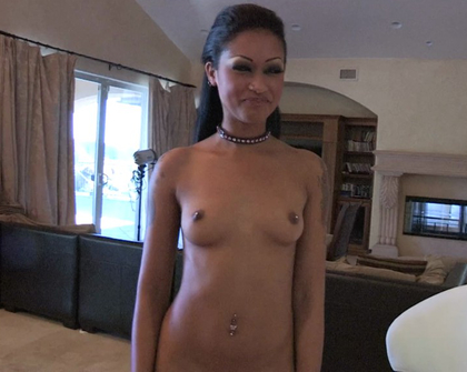 Skin Diamond - Slutty And Sluttier 14 (behind the scene)