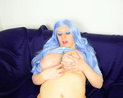 VickiValkyrie Blue Dreams