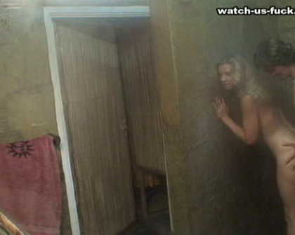 Watch-Us-Fuck - A(stone)ishing Shower