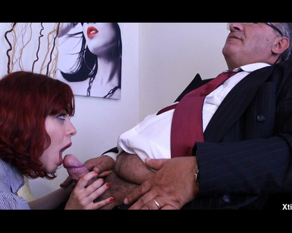 XTime - Silvia Lamberti Squirting Office