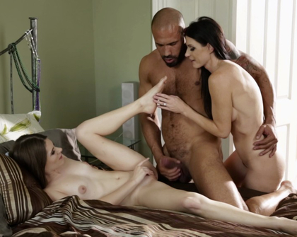 PrettyDirty - Trophy Daughter - India Summer Alice March