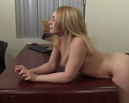 BackRoomCastingCouch - Amber 2