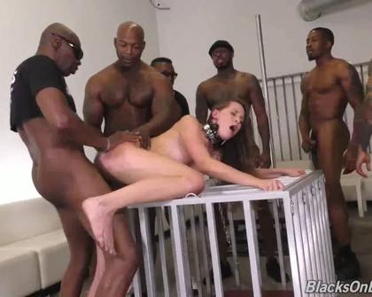 BlacksOnBlondes - Zoey Laine