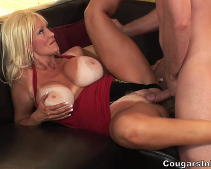CougarsInHeat - Brittany Oneil Special Delivery