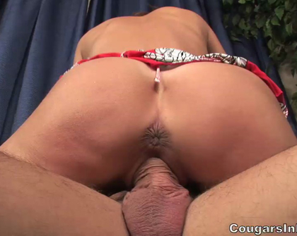 CougarsInHeat - Nikki Austin Tender Loving Cougar - TLC