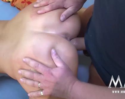 MMVFilms - Buxom German Slut Fucking Some Old Fart