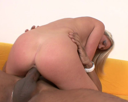 TightHolesBigPoles - Cute Blonde Shawna Lenee Gets Black Dick