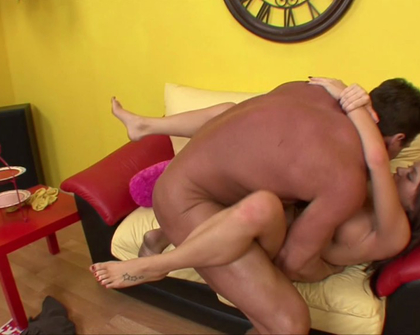 TightHolesBigPoles - Nicole Heiress Warms Up With A Hard Cock