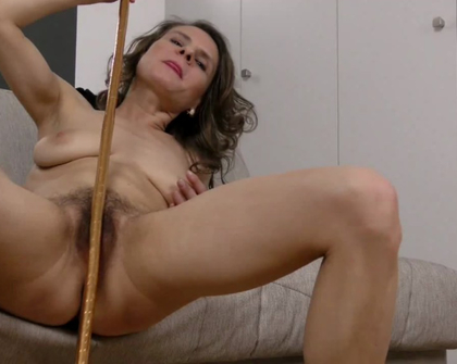 Anilos - Princess Mustang Teasing The Clit