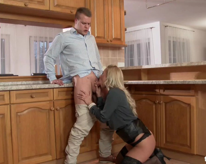 FullyClothedSex -  Nathaly Cherie A Game Of Hide And Seek