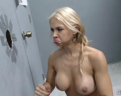 Sarah Vandella Glory Hole