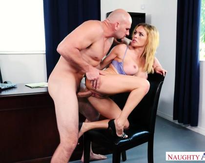 NaughtyOffice - Krissy Lynn