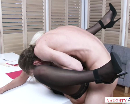 NaughtyOffice - Kylie Page